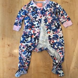 Joules 6-9 month footie